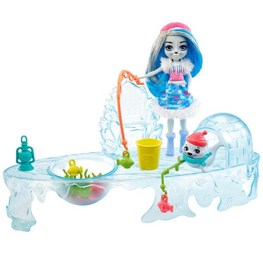 Enchantimals - Playset Vamos Pescar