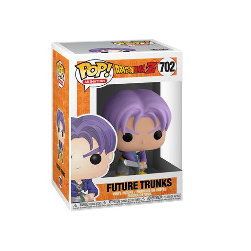 Dragon Ball - Trunks do Futuro - Figura Funko POP