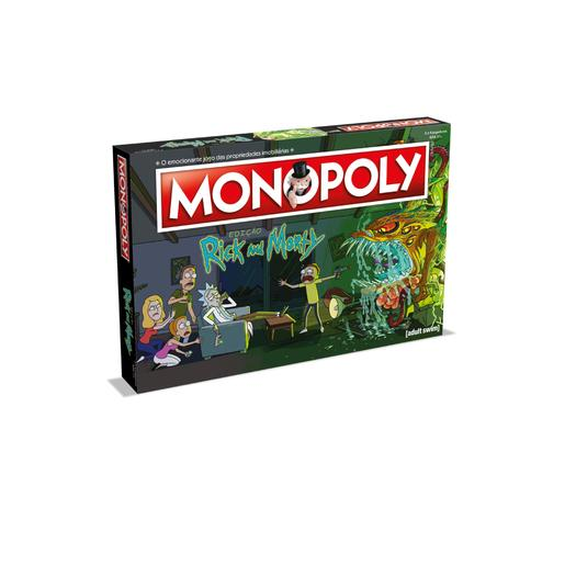 Monopoly - Rick & Morty