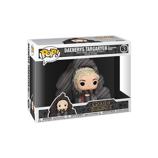 Game of Thrones - Daenerys no Trono do Dragão - Figura Funko POP
