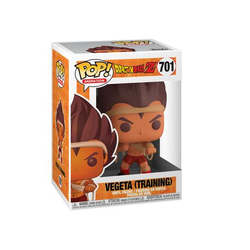 Dragon Ball - Vegeta Training - Figura Funko POP