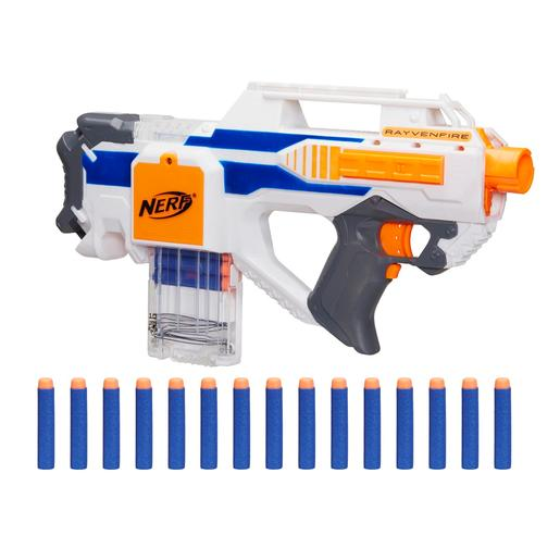 Nerf N-Strike Elite - Rayvenfire