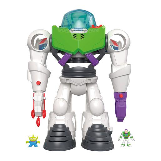Toy Story - Imaginext - Robô Buzz Lightyear Toy Story 4