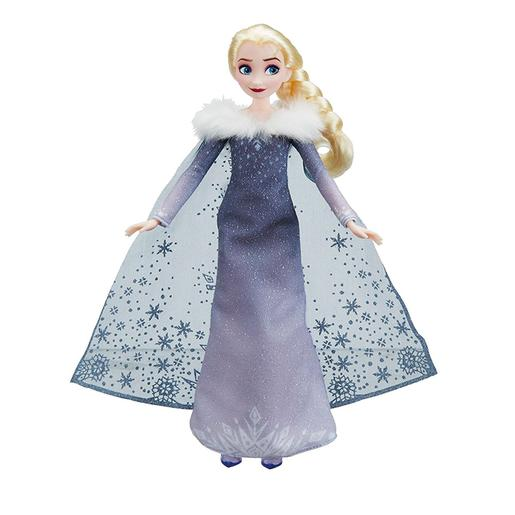 Frozen - Elsa Musical Holiday
