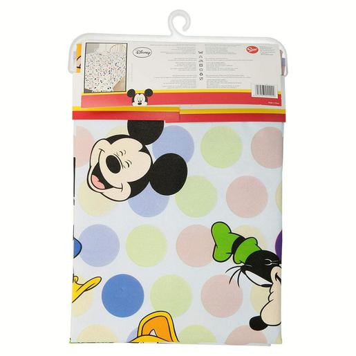 Mickey Mouse - Toalha de Mesa 140x140 cm Mickey & Friends One