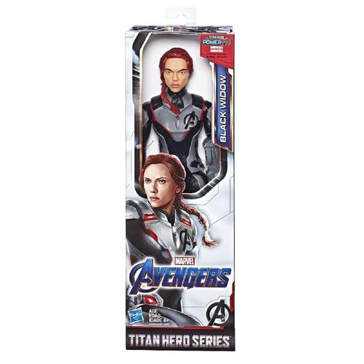 Os Vingadores - Black Widow Figura Titan Hero
