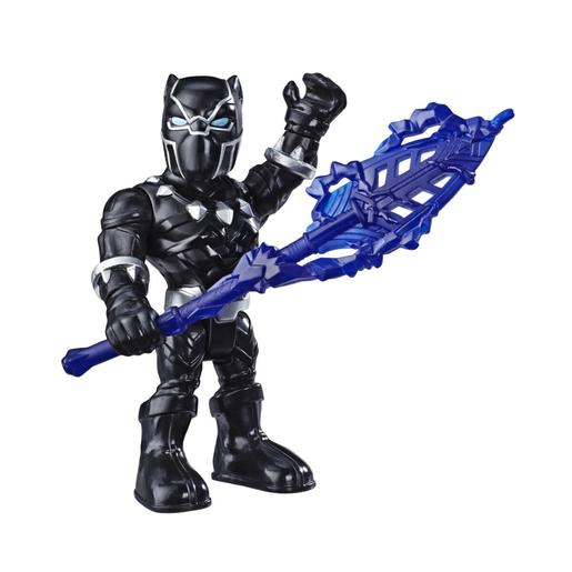 Marvel - Figura Black Panther Super Hero Adventures