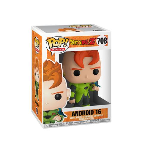 Dragon Ball - Androide 16 - Figura Funko POP