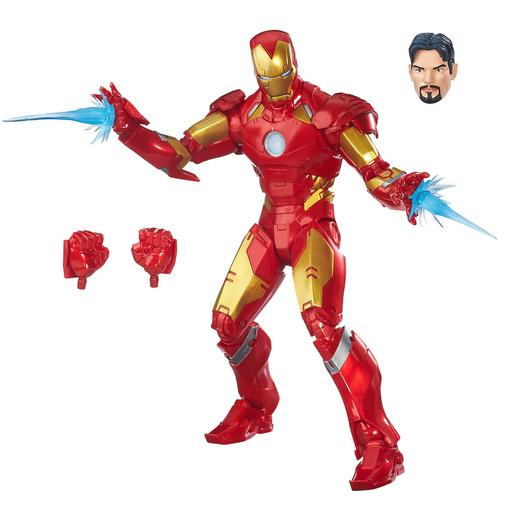 Os Vingadores - Iron Man - Figura Legends 30 cm
