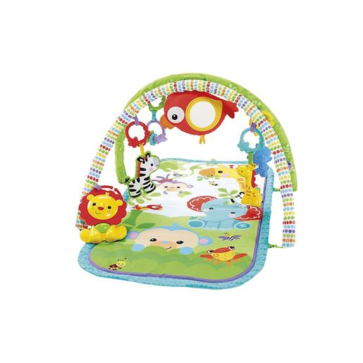 Fisher Price - Manta e Móbile Rainforest