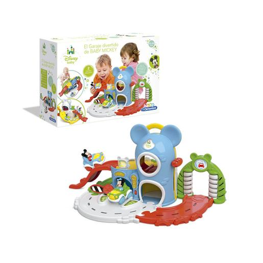 Disney baby - A Garagem Divertida do Mickey