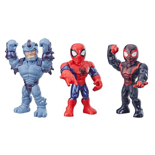 Marvel - Spider-man - Pack Mega Mighties Guerreiros