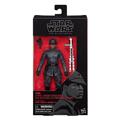 Star Wars - Finn - Figura Black Series