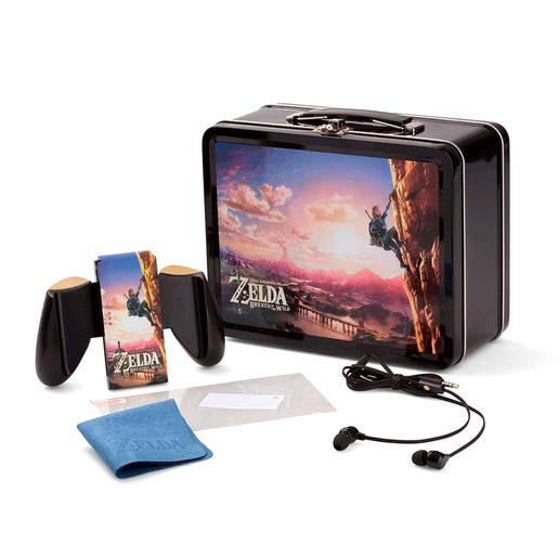 Nintendo Switch - Kit Lancheira Legend of Zelda: Breath of Wild