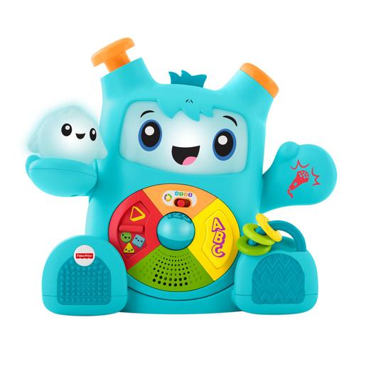 Fisher Price - Danças Divertidas Rockit