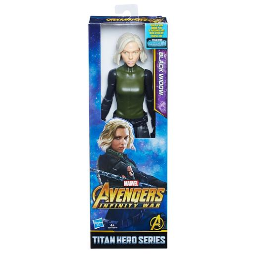 Os Vingadores - Black Widow - Figura Titan Hero 30 cm