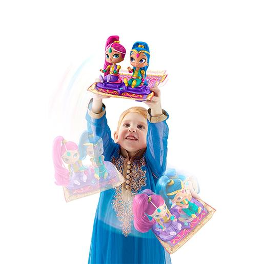 Fisher Price - Shimmer and Shine - Tapete Voador Mágico