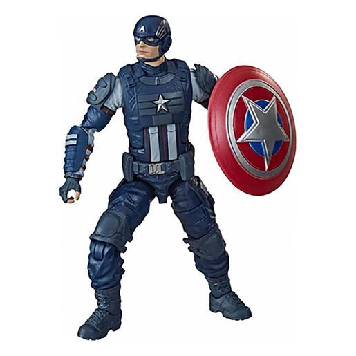 Capitão América - Figura Gamerverse - Marvel Legends