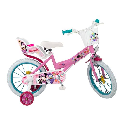 Minnie Mouse - Bicicleta 16 Polegadas