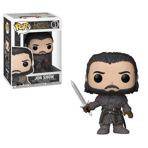 Game of Thrones - Jon Snow Beyond the Wall - Figura Funko POP