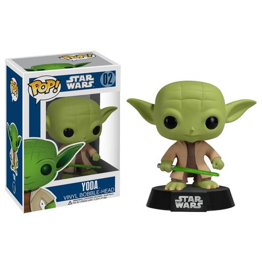 Star Wars - Yoda Bobble Head - Figura Funko POP