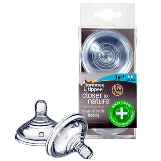 Tetinas de Tommee Tippee Closer to Nature