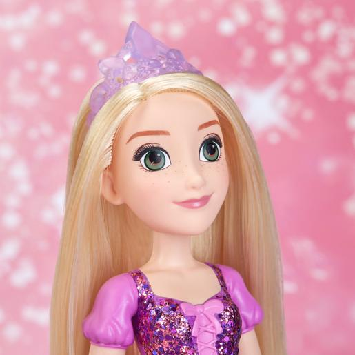 Princesas Disney - Rapunzel Brilho Real