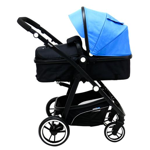 Asalvo - Duo Convertível Two Plus Azul
