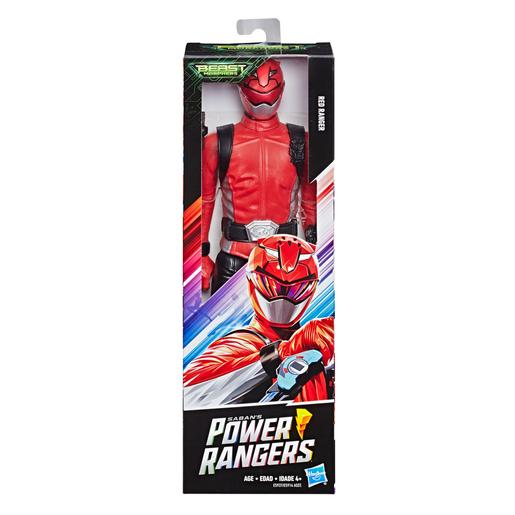 Power Rangers - Red Ranger - Figura Beast Morphers