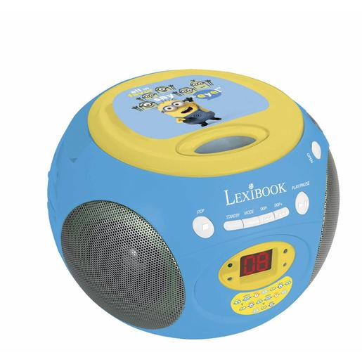 Minions - Rádio CD Player