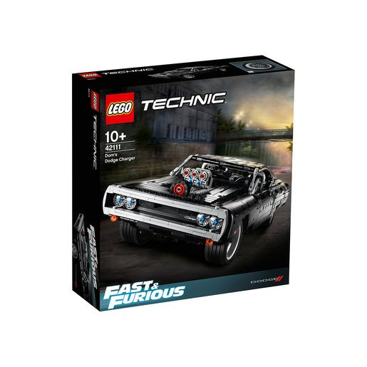 LEGO - Dom's Dodge Charger 42111