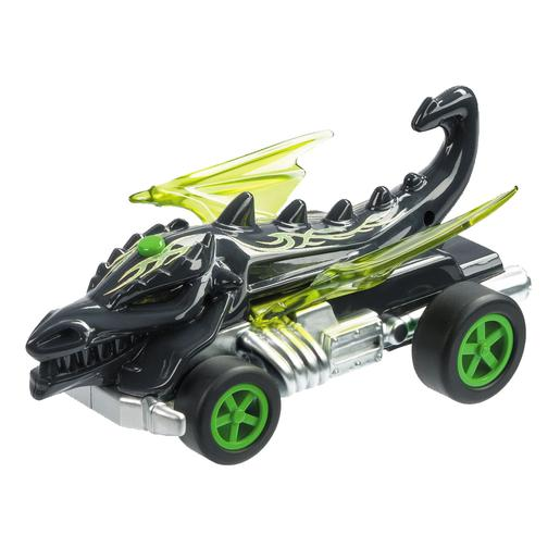 Hot Wheels - Dragon Blaster Rádio Controlo com Luzes