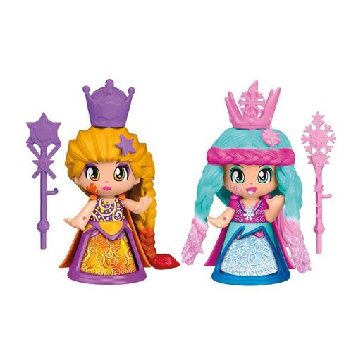Pinypon - Blister 2 Figuras Pinypon Queens