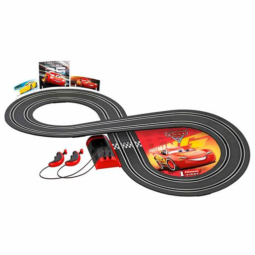 Carrera First - Disney Pixar Cars 3