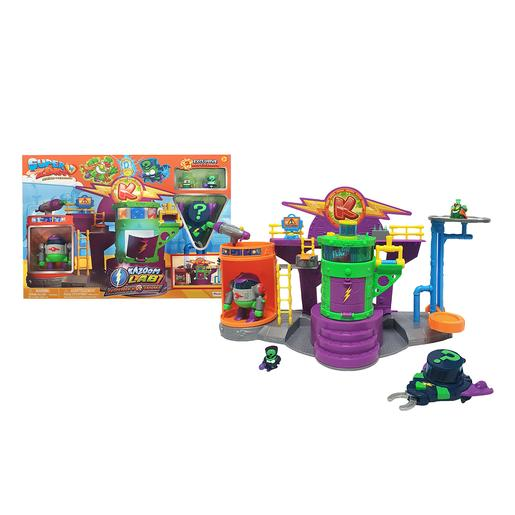 SuperZings - Playset Kazoom Lab Battle