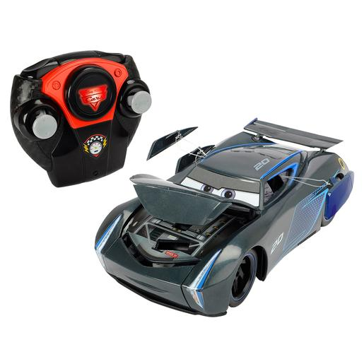 Cars - Jackson Storm Crash Car Rádio Controlo Cars 3