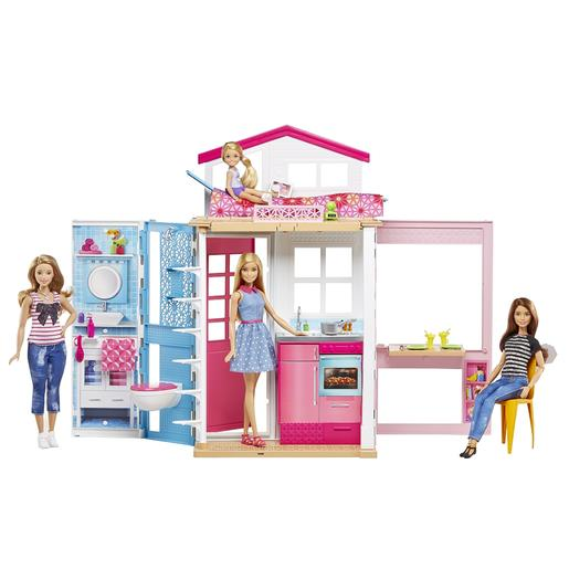 Mattel Barbie e a Sua Casa - DVV48