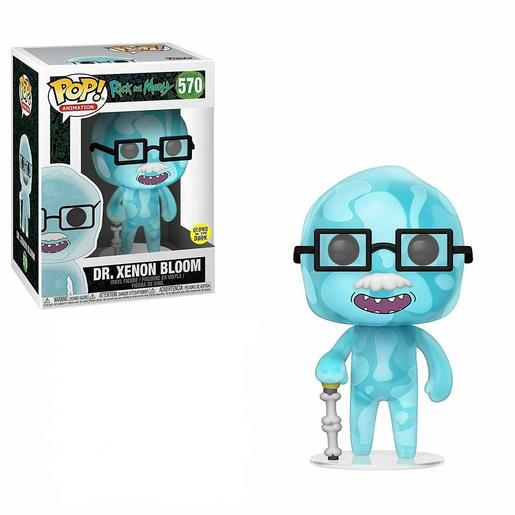 Rick and Morty - Dr. Xenon Bloom - Figura Funko POP