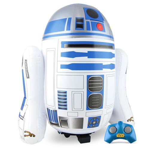 Star Wars - R2-D2 Hinchable Rádio Controlo