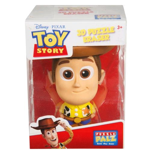 Toy Story - Borracha Puzzle 3D Woody