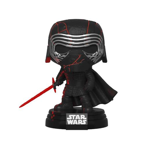 Star Wars - Kylo Ren Rise of Skywalker Eletrónico - Figura Funko POP