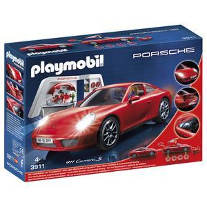 Playmobil Porsche - 911 Carrera S - 3911