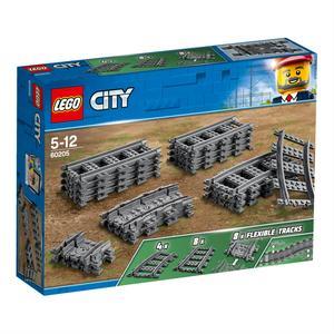LEGO City - Carris e Curvas - 60205
