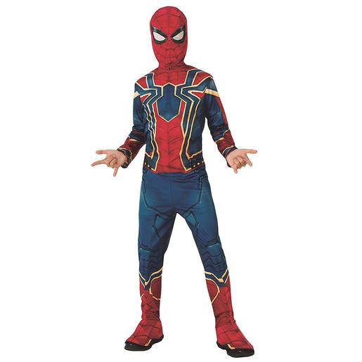 Spider-Man - Disfarce Infantil Iron Spider 8-10 anos