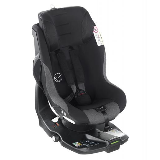 Jané Cadeira Auto Ikonic Isize Giratoria 0+/1 Jet Black