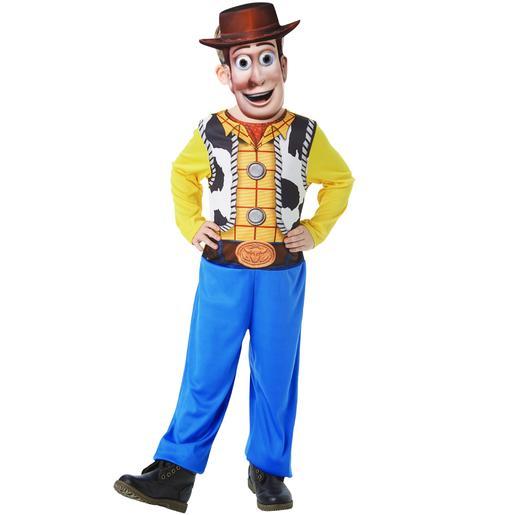 Toy Story Disfarce Infantil Woody E Mascara 3 4 Anos Toy Story Loja De Brinquedos E Videojogos Online Toysrus