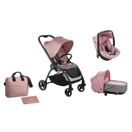 Be Cool - Trio Outback Crib One Rosa
