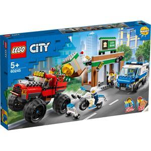 LEGO City - Assalto Policial ao Camião Gigante - 60245