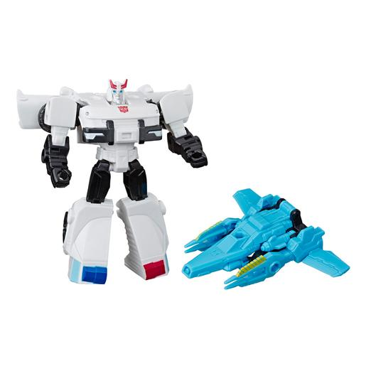 Transformers - Prowl - Figura Spark Armor Transformers Cyberverse