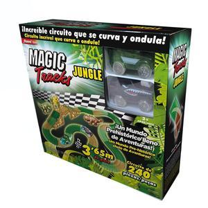 Magic Tracks - Circuito Jungle